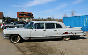 Cadillac Fleetwood 75 Imperial 60er Jahre Heckflosse