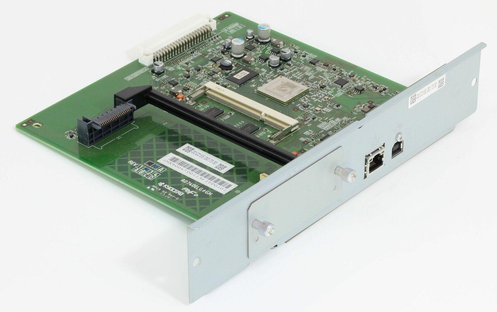 Kyocera formatteur 2pp0101 conseil pour imprimante Écosystèmes p6030cdn utilisé