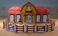 Reiterhof von Playmobil mit Zubehör Berlin - Treptow Vorschau