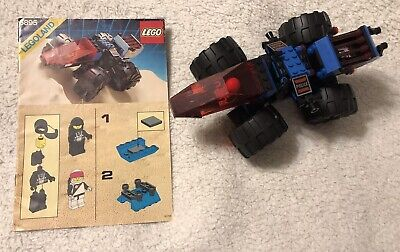 Vintage LEGO 6895 Space Police Spy-Trak 1; Complete with Instructions & Minifigs