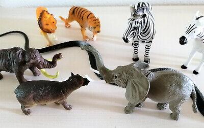 Spielfiguren Set Tiere Savanne