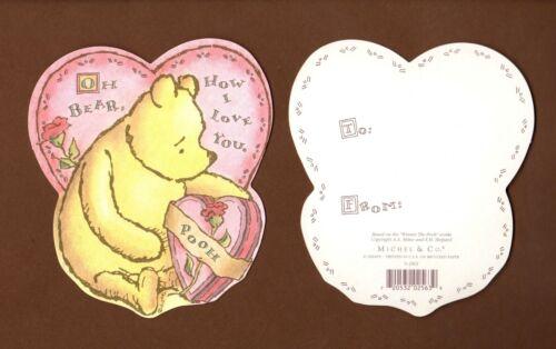 Classic Pooh Valentine