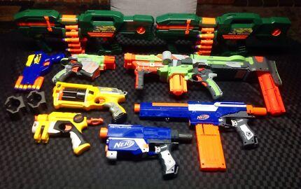 Bulk Nerf Guns Minchinbury Blacktown Area Preview