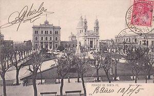 ARGENTINA - Rosario - Plaza Mayo 1905 - Italia - ARGENTINA - Rosario - Plaza Mayo 1905 - Italia