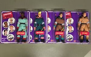 The Real Ghostbusters Retro Action Set