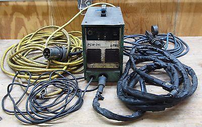 L-tec 460v 30amp Pcm-34i Plasma Cutter
