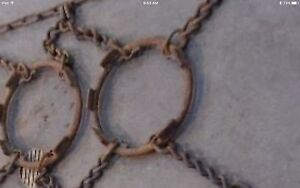 WANTED Ring chains for tractor