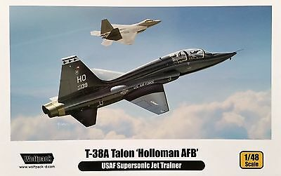 WOLFPACK WP10004 T-38A Talon Holloman AFB Premium Edition in 1:48