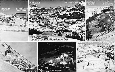 Bg29912 Skiparadies Hahnenkamm Kitzbuhel Tirol Austria  Cpsm 14X9cm