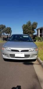 1997 Mitsubishi Lancer GLi Automatic Sedan
