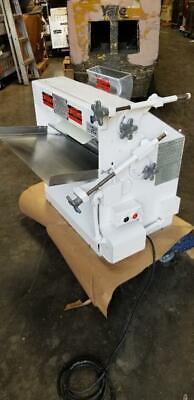 Acme Mrs11 Pizza Bakery Two-pass Dough Roller Sheeter Bench Countertop Model