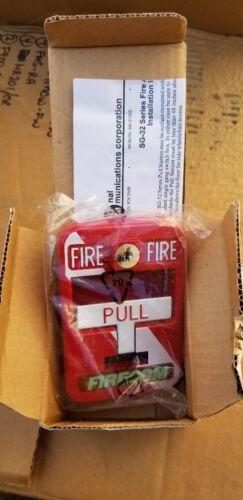 Firecom SG Series Manual Pull Fire Alarm SG-32