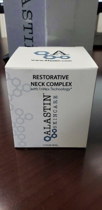 Alastin Skincare Restorative Neck Complex 1.7 oz New in Box, Fresh - Best Seller