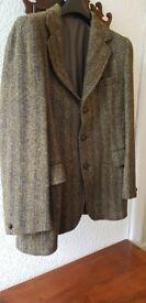 Men's classic vintage Harris Tweed Jacket,