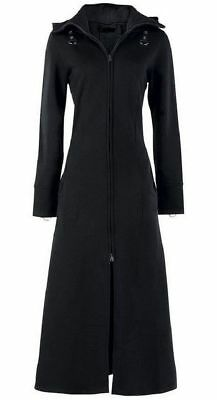 Gothic Vintage Women's Steampunk Victorian Swallow Tail Long Trench Coat - Steampunk Jackets Women
