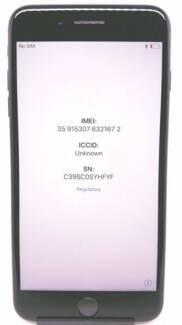 Apple iPhone 7 Plus 256GB Matte Black (G97214)