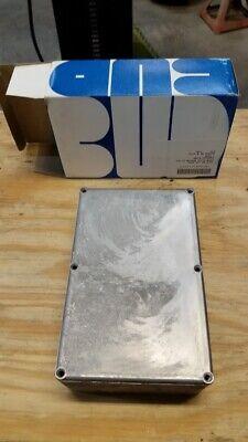 Bud Industries - Cu-247 - Enclosure Box Aluminium
