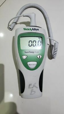 Welch Allyn Suretemp Plus Thermometer Biomed Testedcalibrated