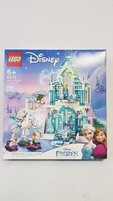 Lego Disney Frozen Elsa's Magical Ice Palace Building Toy 701pcs 43172