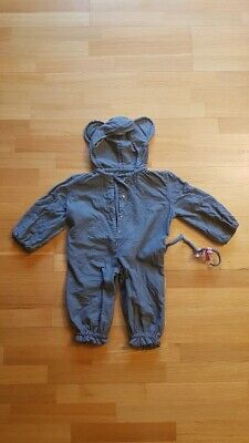 Fasnachts Kostüm Maus Kinder (graue - Graue Maus Ohren