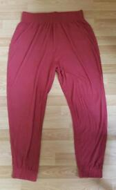 Ladies trousers from H&M size Large