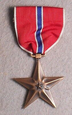 World War II Vintage U.S. Bronze Star