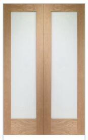 Oak Internal French Doors
