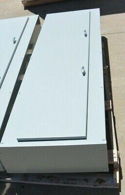 New Siemens 600 Amp Main Breaker Panel 208v 3 Phase Outdoor 3r 24nrd80