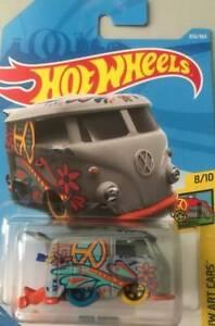 **FREE POST! NEW_RARE VW Volks_Wagen Kool Kombi Hot Wheels MB Melbourne CBD Melbourne City Preview