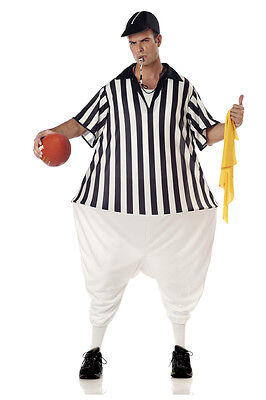 Funny Sport Referee Adult Costume Cosplay  - Mens Funny Costumes