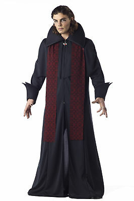 Adult Men Sinister Minister Gothic Halloween Costume