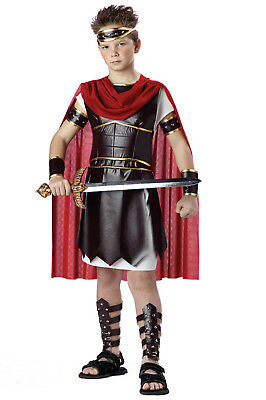 Hercules Roman Warrior Gladiator Medieval Child - Hercules Costumes