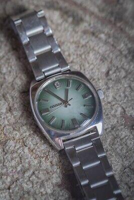 Vintage Citizen Newmaster Watch