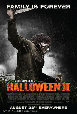 Halloween 2 (Rob Zombie) - Movie Poster 24
