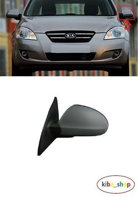 RIGHT KIA CEED 2006-2009 NEW WING MIRRORS COVER CAP PRIMED LEFT