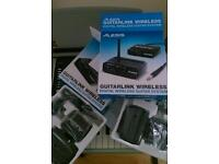 Alesis guitar link wireless system