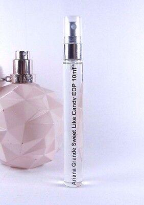 Ariana Grande Sweet Like Candy Eau De Parfum 10Ml Travel Spray Edp 0 33Oz