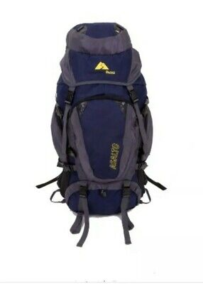 ab248ee405 Guerrilla Packs ASALTO 70L Internal Frame Hiking Travel Adventure Backpack