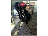 Ultimate Golf Bundle Set 2 For 1 Deal!! RAM FX Black Limited Edition & RAM Demon ZX Clubs