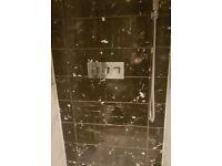 Free assorted bathroom floor, wall tiles