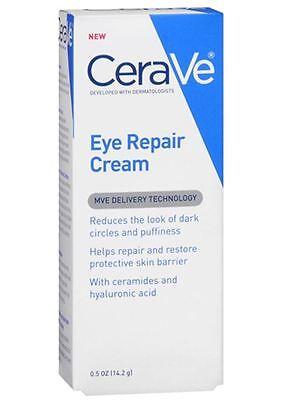 CeraVe Eye Repair Cream   0.5 Ounce   Eye Cream for Dark Cir