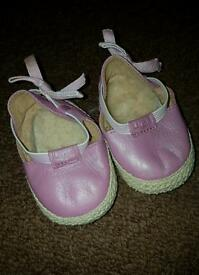 Brand new baby ugg shoes