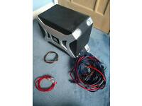 JBL BassPro 2 Subwoofer and Cables