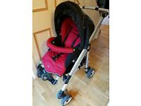 Maxi cosi travel system pushchair