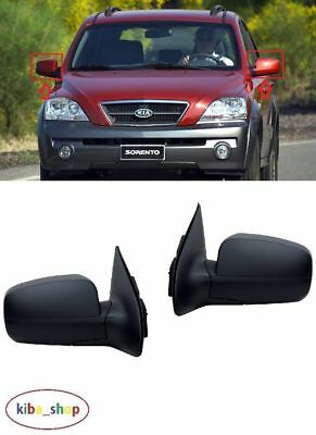FOR KIA SORENTO 2002-2009 OUTSIDE WING MIRROR ELECTRIC HEATED LEFT N//S LHD