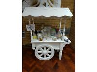 Beautiful childrens/smaller candy cart 11 months old