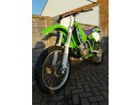 Kawasaki kx 250 1989 evo