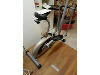 Pro fitness cycle cross trainer 2-1