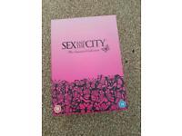 Sex and the city Boxset