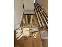 Ikea stolmen open wardrobe drawers